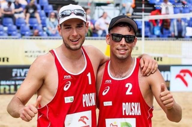 Piotr Kantor i Bartosz Łosiak powalczą o medale w Brazylii