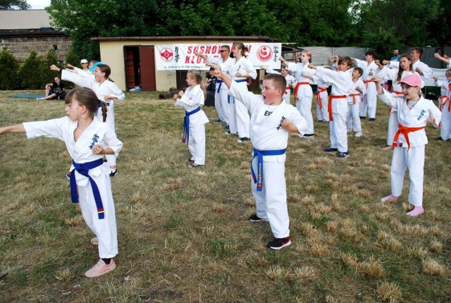 Sosnowiecki Klub Karate stale odnosi sukcesy. Teraz pożegna lato. To idealny moment, żeby zobaczyć jak wyglądają zajęcia i się na nie zapisać