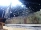Straszna tragedia w Krasowcu. Piorun pozbawił rodzinę dachu nad głową. Pomożecie?