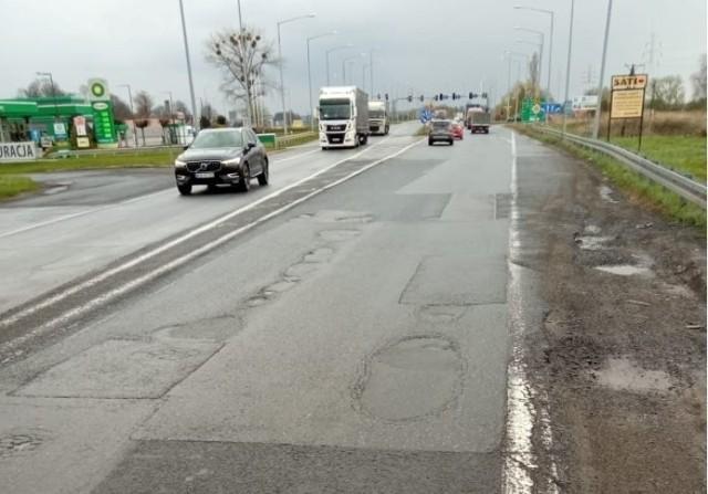 Obwodnica Opola przejdzie remont na odcinku od wiaduktu kolejowego do skrzyżowania z ul. Luboszycką. MZD planuje też rozbudowę drogi