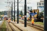 Bydgoszcz. Ruch tramwajów na Fordońskiej wciąż sterowany ręcznie. Elektronika spowoduje większe korki?