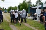 W Joachimowie-Mogiłach szkolą się przyszli pracownicy służb mundurowych z ZSZ w Bolimowie