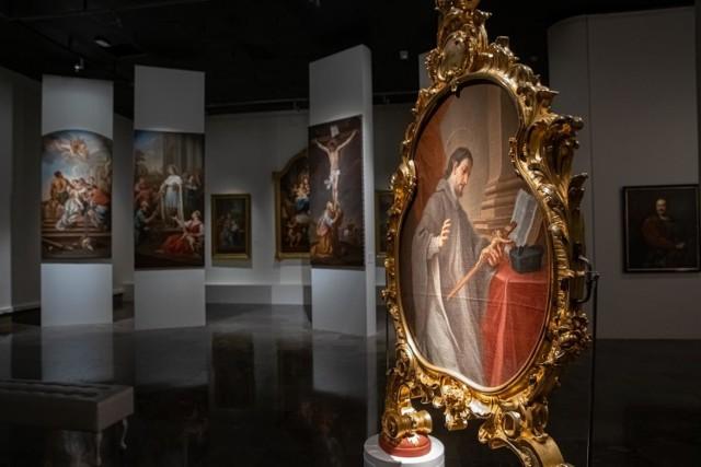 Ponad 200 dzieł barokowego malarza Szymona Czechowicza zgromadzonych zostało na wystawie w Muzeum Narodowym w Krakowie