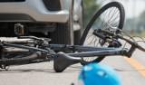 Groźne potrącenia rowerzystów w Krotoszynie. Doznali obrażeń ciała powyżej siedmiu dni