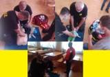 Łysa Góra. Strażacy ochotnicy doskonalili umiejętności z zakresu pierwszej pomocy