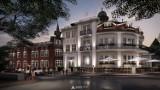 """Jak będzie wyglądał dawny hotel """"Bałtyk"""" w Międzyzdrojach? Co powstanie w jego miejscu? Zobacz WIZUALIZACJE"""