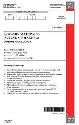 Matura 2015: Język polski i wiedza o tańcu. Egzamin maturalny [ARKUSZE CKE, PYTANIA, ODPOWIEDZI]