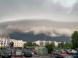 Burze w woj. lubelskim. Po południu możliwe gwałtowne ulewy i opady gradu. Sprawdź prognozę