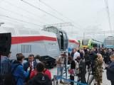 Kolejowa premiera roku. Pesa pokazała pierwszą w Polsce lokomotywę wodorową. Oto nowa Gama! [wideo i zdjęcia]