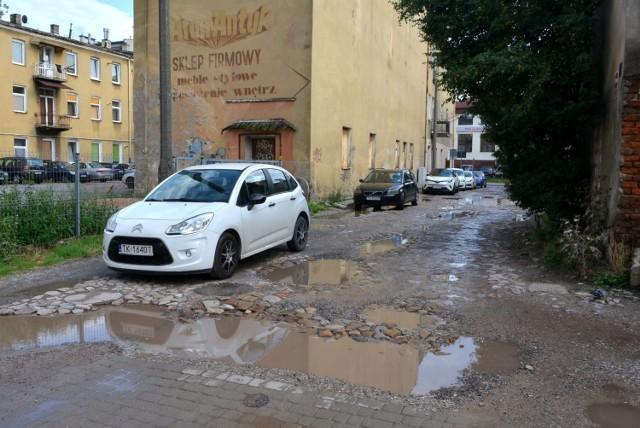 Remont ulicy Cichej ma się rozpocząć od 27 września.