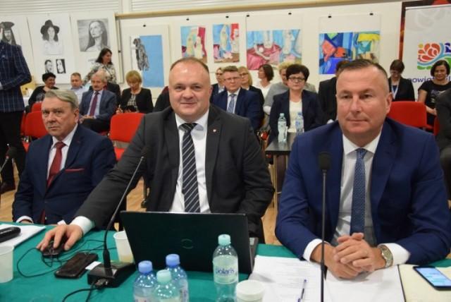 Eligiusz Komarowski zostaje na fotelu starosty