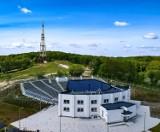Chełm. Mieszkańcy będą mieć do dyspozycji  letnie kino plenerowe - zobaczcie zdjęcia z drona