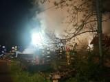Podpalacz drewnianych domów w gminie Skołyszyn wreszcie schwytany. Wkrótce stanie przed sądem. Grozi mu do 5 lat więzenia