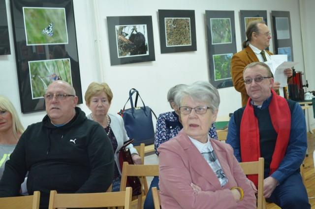W społecznej radzie ds. funkcjonowania muzeum znaleźli się m.in. Maria Ollick i Andrzej Wegner (pierwszy z prawej).