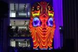 Audiowizualny bóg o czterech twarzach stanął w CSK (ZDJĘCIA, WIDEO)