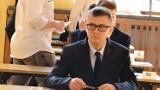 Egzamin gimnazjalny w gimnazjum nr 5 w Zduńskiej Woli. Dzień drugi [zdjęcia]
