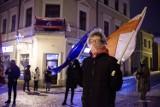 Strajk Kobiet wrócił do Tarnowa po publikacji uzasadnienia wyroku TK [ZDJĘCIA]