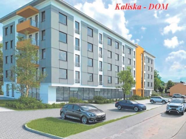 Blok na Kaliskiej ma powstać do 2020 roku!