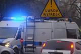 Śmiertelne potrącenie w Mikołowie. Na przejściu dla pieszych. Kierowca uciekł z miejsca zdarzenia, trwają jego poszukiwania