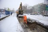 Przebudowa ulicy Hajduckiej w Chorzowie. Modernizacja torowiska i remont drogi. Kiedy zakończą się te prace?
