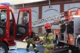 Pożar pustostanu na ulicy Lipowej. Zapalił się dach!