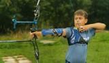 9-letni Filip Grabek z Jasła trenuje łucznictwo. Ma sporo sukcesów, niedawno został wicemistrzem Polski [ZDJĘCIA]