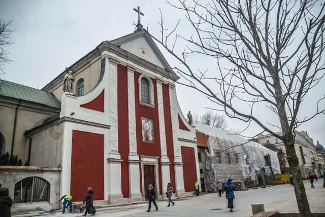 Kościół pw. Świętych Apostołów Piotra i Pawła w Lublinie