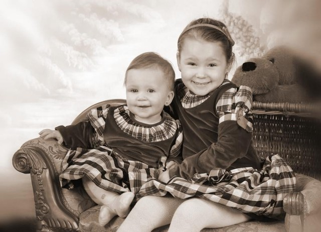 Na zdjęciu Nadia i Zuzanna Woźniak z Kwidzyna