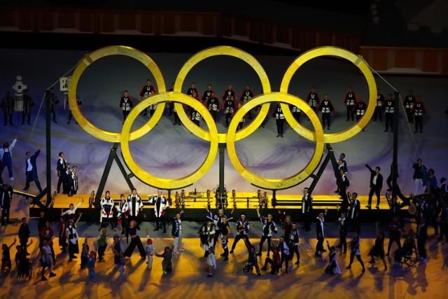 Ceremonia otwarcia igrzysk Tokio 2020