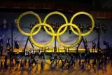 """Tokio 2020. Protest podczas ceremonii otwarcia igrzysk. """"No olympics!"""""""
