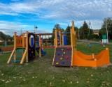 Nowy plac zabaw dla dzieci w Kroczycach