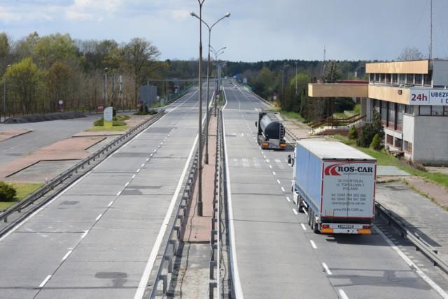 Fatalny stan autostrady A18 - jezdnia południowa