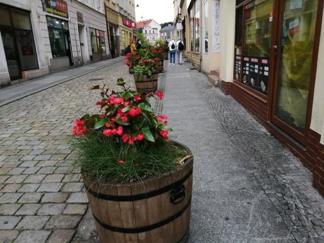 Ulica Gdańska w Wałbrzychu na aktualnych zdjęciach
