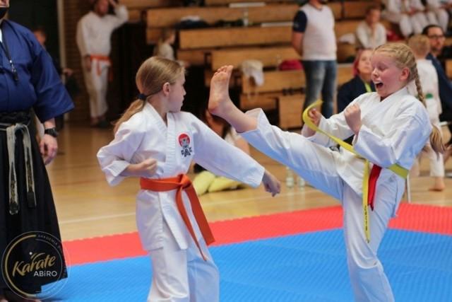 Reprezentanci ABiRO Zielona Góra zdobyli 25 medali w turnieju Pomerania CUP.