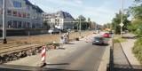 Wrocław. Tramwaje wróciły na Hallera, ale kierowcy nadal mają koszmar na drodze