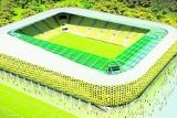 Zobacz nowoczesne stadiony woj. śląskiego! [WIZUALIZACJE + WIDEO]