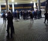 Zabawa kibiców Ruchu Chorzów na stacji benzynowej. Co ram się działo! Zobacz TO!