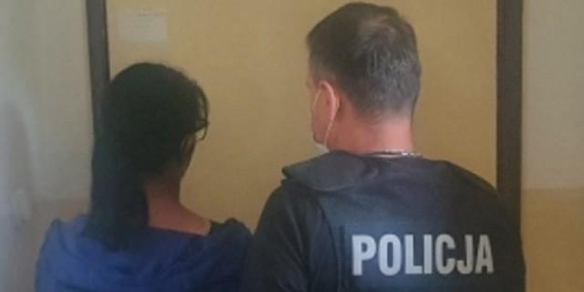 Podejrzana o podpalenie w Trylu 60-letnia grudziądzanka może spędzić w więzieniu nawet 5 lat