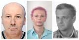 Tych przestępców szuka policja z Opola. Gwałciciele i osoby wykorzystujące seksualnie nieletnich, poszukiwani za nękanie, przemoc i groźby