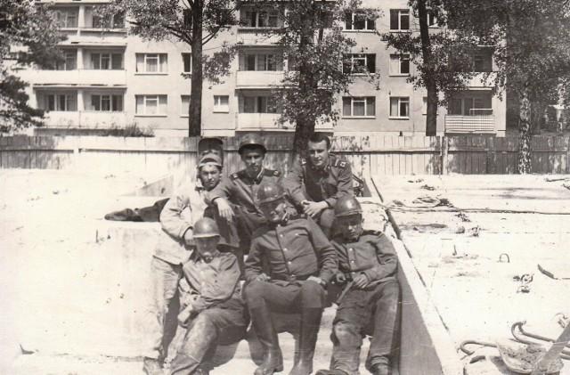 Tak budowano bloki leningrady w Bornem Sulinowie w latach 80