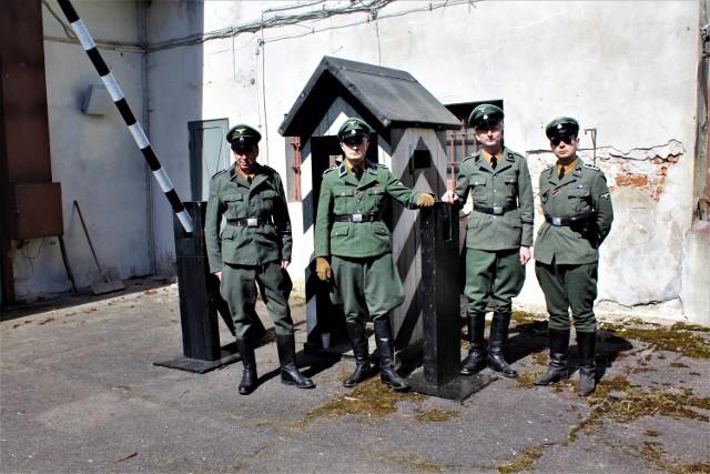 W łęczyckim więzieniu kręcone są zdjęcia do filmu o Stanisławie Marusarzu