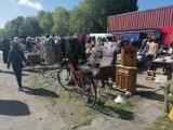 Niedzielna giełda w Koszalinie. Piękna pogoda przyciągnęła tłumy [ZDJĘCIA]