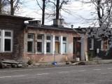 Koszmarny barak znika z pejzażu Międzyrzecza. Tu powstanie sala gimnastyczna i stołówka