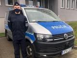 """Do policji przyjmują na zasadach """"epidemicznych"""". Młody policjant zarobi około 4 tysięcy złotych na rękę"""
