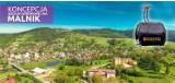 Muszyna. Kolejka gondolowa na górę Malnik i wieża widokowa? Takie plany ma burmistrz Jan Golba, aby przyciągnąć turystów [ZDJĘCIA]