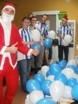 Akcja Biało-Niebieski Mikołaj