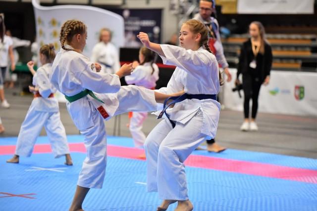 Karatecy ABiRO Zielona Góra zdobyli w Zielonej Górze 46 medali mistrzostw a Polski.