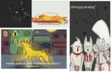 Młodzież  z Plastyka wspiera artystycznie schronisko w Czartkach ZDJĘCIA