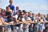 Tłumy widzów na zawodach Strong Man w Wapnie