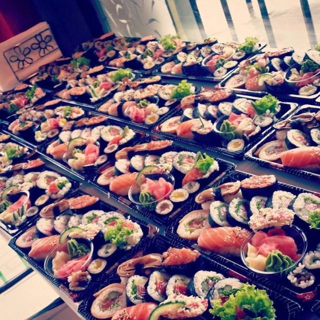 Kolejna edycja Łódzkiego Dnia Sushi odbędzie się 20 września na Piotrkowskiej 217